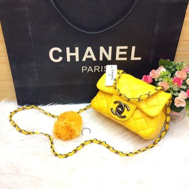 Jual PROMO Tas Chanel Baby Sling Maxi Mini TERMURAH !! TERLENGKAP ... 7562d3d3f8