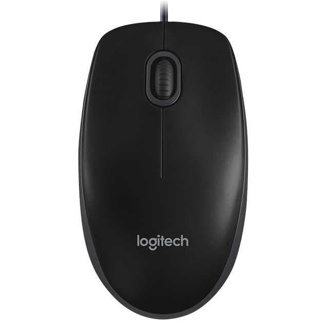 harga Logitech wired mouse - b100 Tokopedia.com