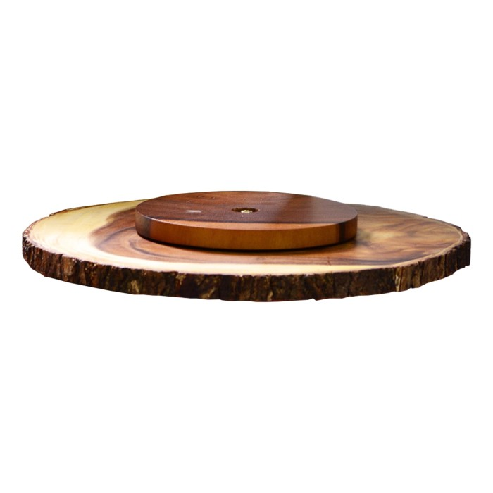 wooden collection - lamantia lazy susan