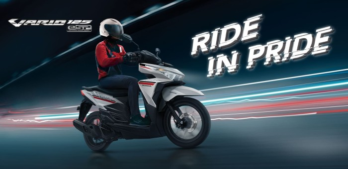 harga Honda vario 125 esp cbs 2018 Tokopedia.com
