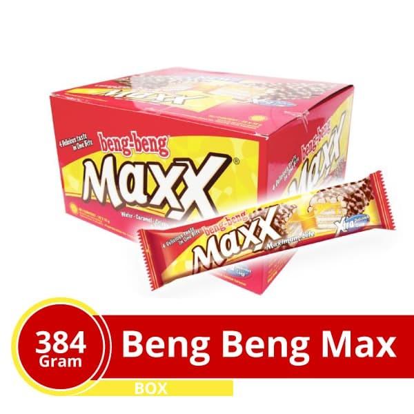 harga Beng-beng maxx 12 pcs @ 32gr Tokopedia.com