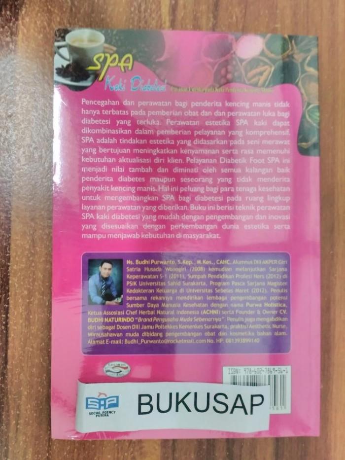 Jual BEST SPA KAKI DIABETESIYANAN ESTETIKA PD KAKI PENDERITA KENCING -  Jakarta Barat - Cramedia   Tokopedia