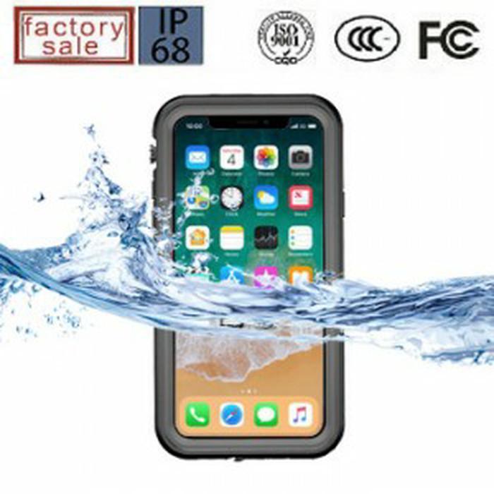 harga Iphone x diving waterproof armor full cover casing case tahan anti air Tokopedia.com