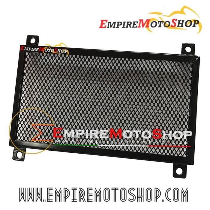 harga Cover tutup radiator ninja 250 fi 2018 porting black Tokopedia.com