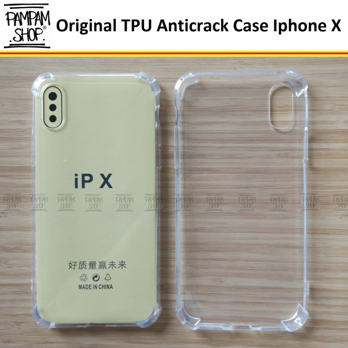 Oem Anticrack Case Anti Crack Case Anti Shock Case For Iphone 5 Se Source · Case TPU Anti Crack Apple Iphone X Fuze Ultra Thin Anti Pecah Soft