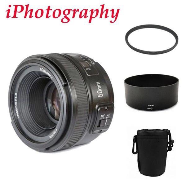 lensa yongnuo 50mm F1.8 for nikon