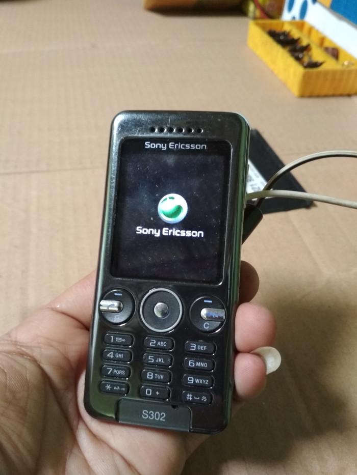 Jual Bekas Sony Ericsson S302 Hp Jadul Sony Jadul Kab Tanah Datar