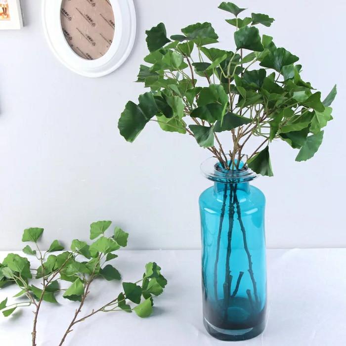 JYSK - Tanaman Palsu ARTIFICIAL PLANT 17D047 D8XH13CM. Source · Artificial Plant Big Ginkgo Leaf Latex Import-Daun Ginkgo Besar