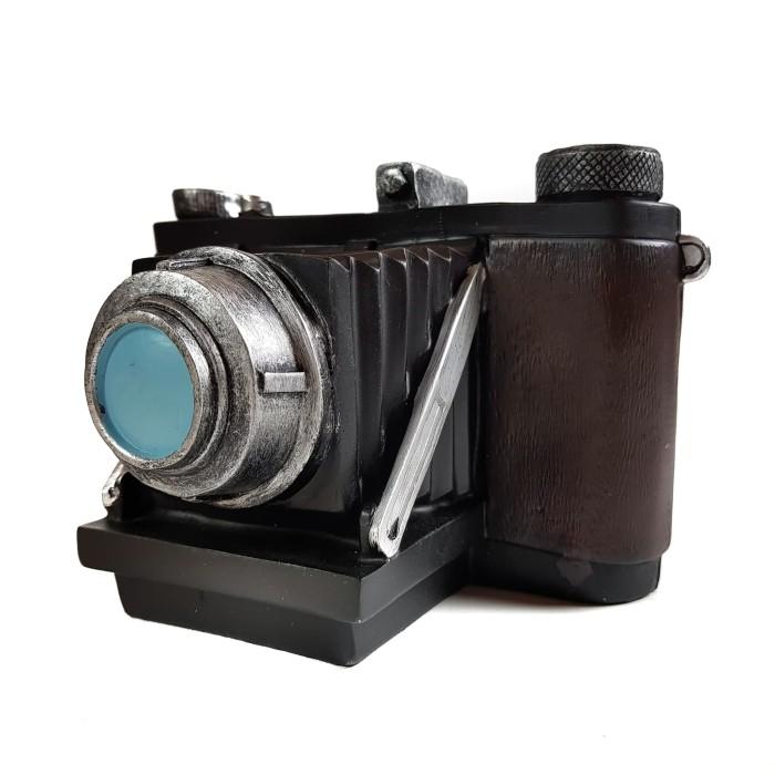 Foto Produk Hiasan Rumah | Hiasan Meja Replika Kamera Vintage dari Pepak Store
