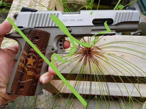 harga Grip kayu m1911 Tokopedia.com