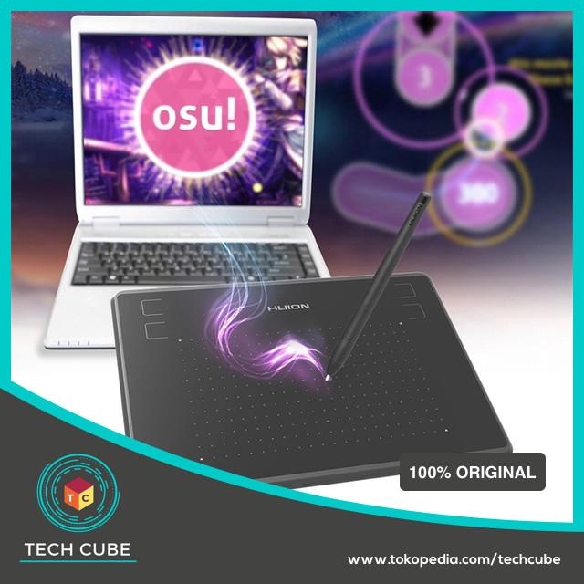 harga Huion h430p graphic drawing tablet osu! ( alt huion h420 420 g430 ) Tokopedia.com