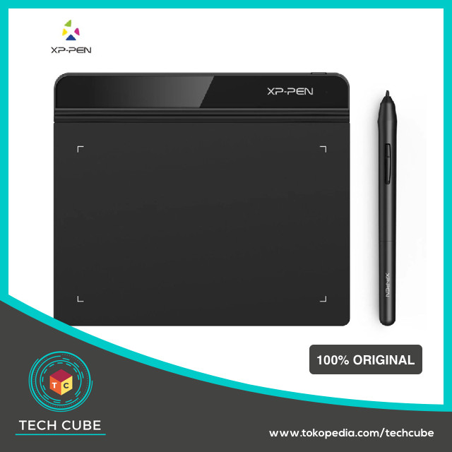 harga Xp-pen g640 graphic drawing tablet and osu ( alt g430 huion h420 420 ) Tokopedia.com