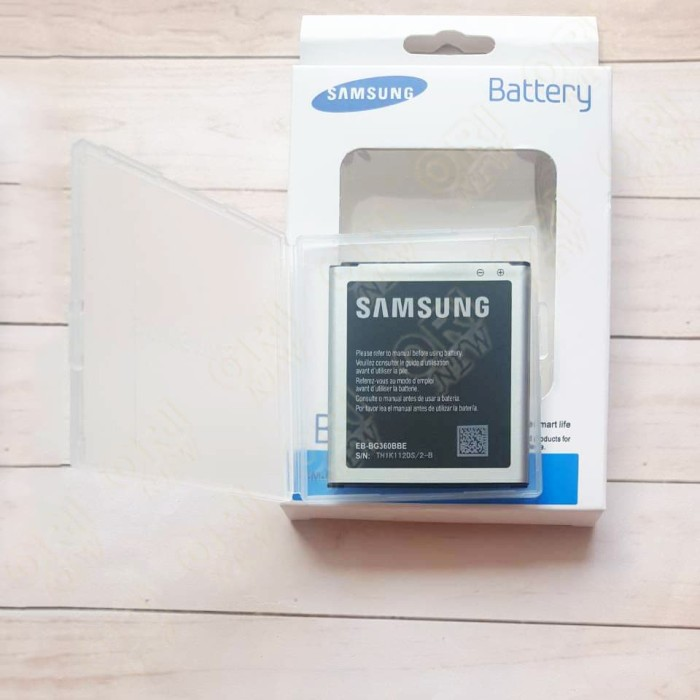 harga Batre ori samsung galaxy j2 j200 - batray batu batrai batere batrei hp Tokopedia.com
