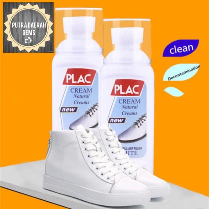 Jual MA-014 Semir Sepatu Putih  Cairan Pembersih   Shoe Cleaner ... 9dbab303b8