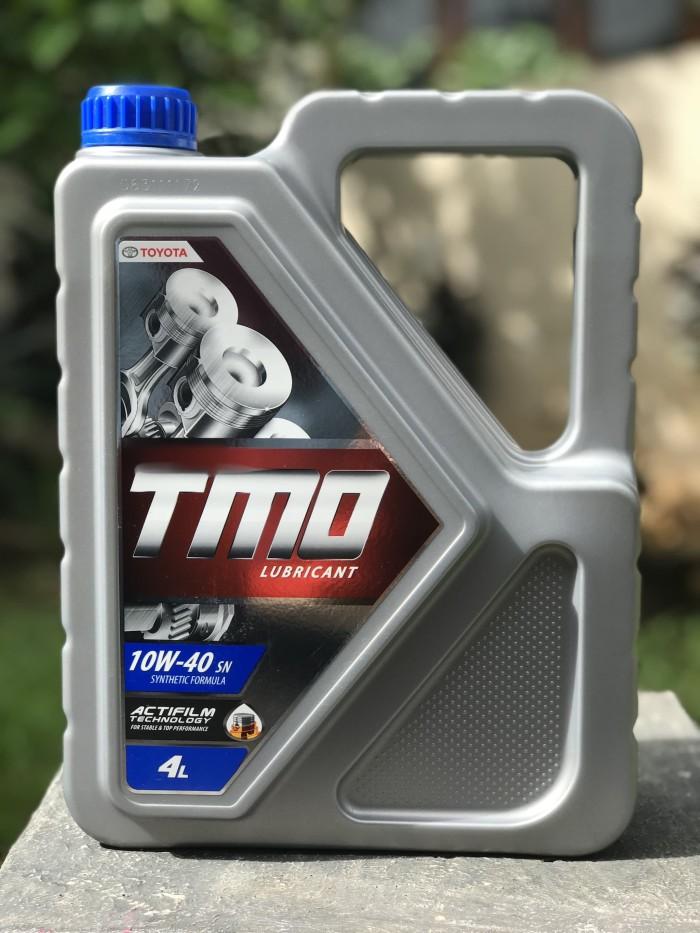 Oli Tmo Toyota Sae 10w 40 Galon 4 Liter