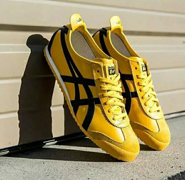sports shoes ccce4 88b1d Jual ASICS ONITSUKA TIGER MEXICO 66 YELLOW BLACK - DKI Jakarta -  jual-sepatu | Tokopedia