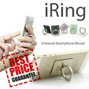 iRing Mount For ALL Smartphone - i-Ring Stand HP