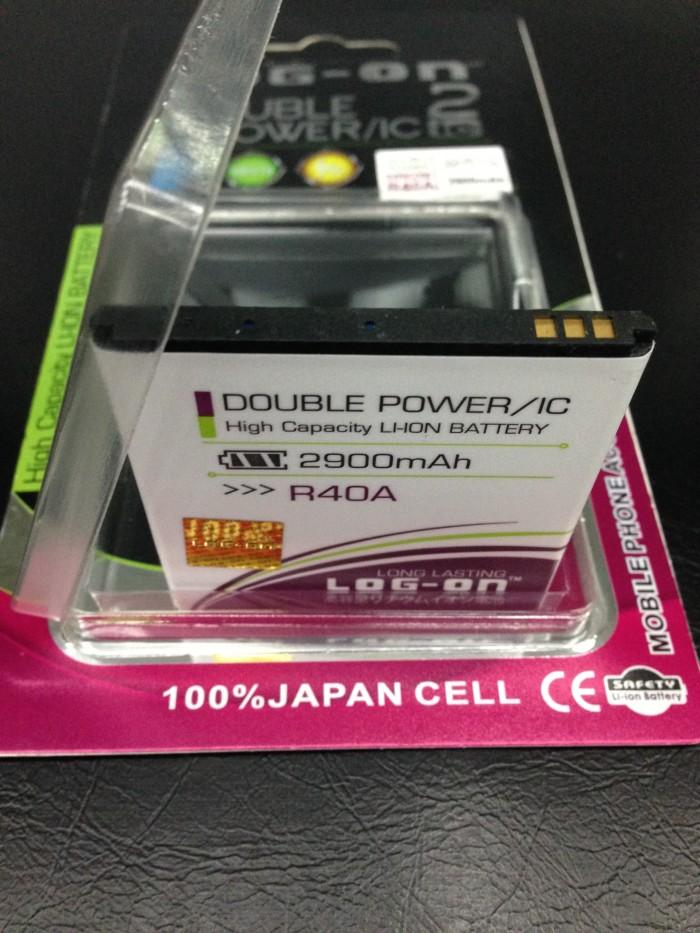 harga Baterai evercoss r40a winner t ultra 2900mah double power log on Tokopedia.com