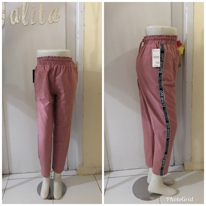 Jual Celana Garis Pinggir Kab Cianjur Talita Fashions Tokopedia
