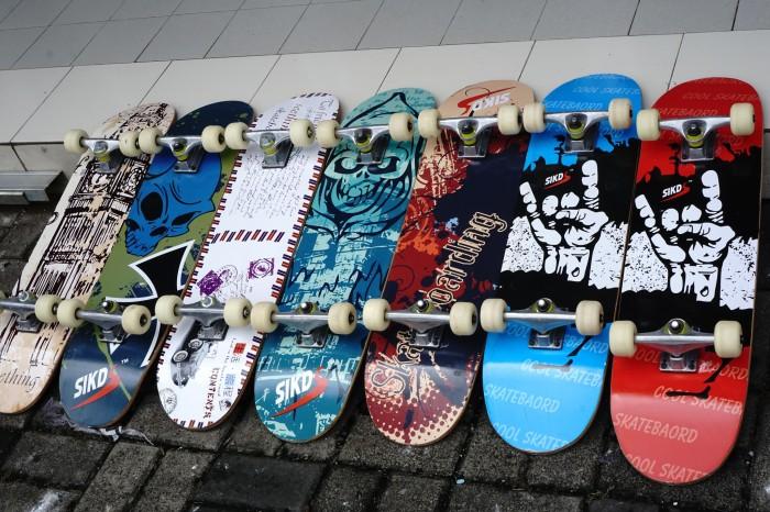 harga Skateboard fullset untuk pemula Tokopedia.com