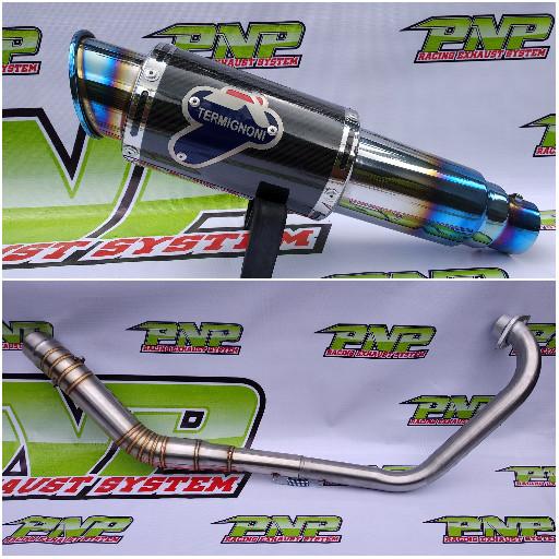 harga Knalpot termignoni honda tiger/megapro/cb150r/cbr150/cs1/verza/sonic Tokopedia.com