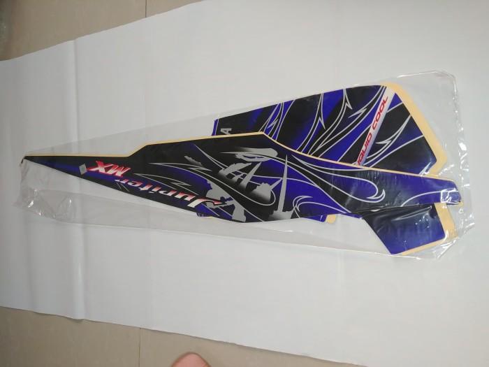 harga Stiker bodi & lis body & striping jupiter mx 2008 biru Tokopedia.com