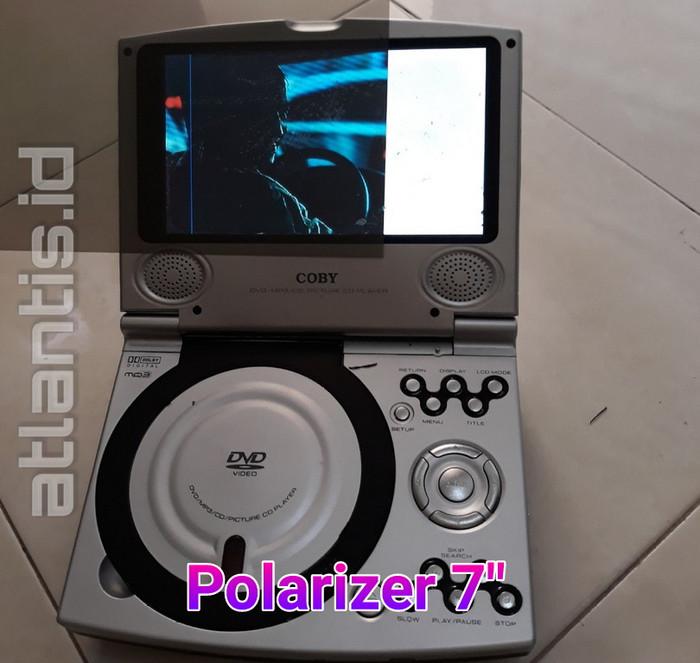 harga Polarizer lcd dvd portable 7 inch polarize polaris Tokopedia.com