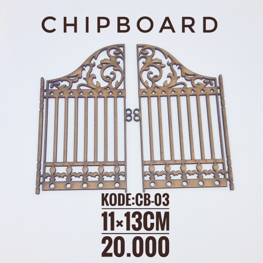 harga Chipboard bahan scrapbook bahan mahar bahan craft Tokopedia.com