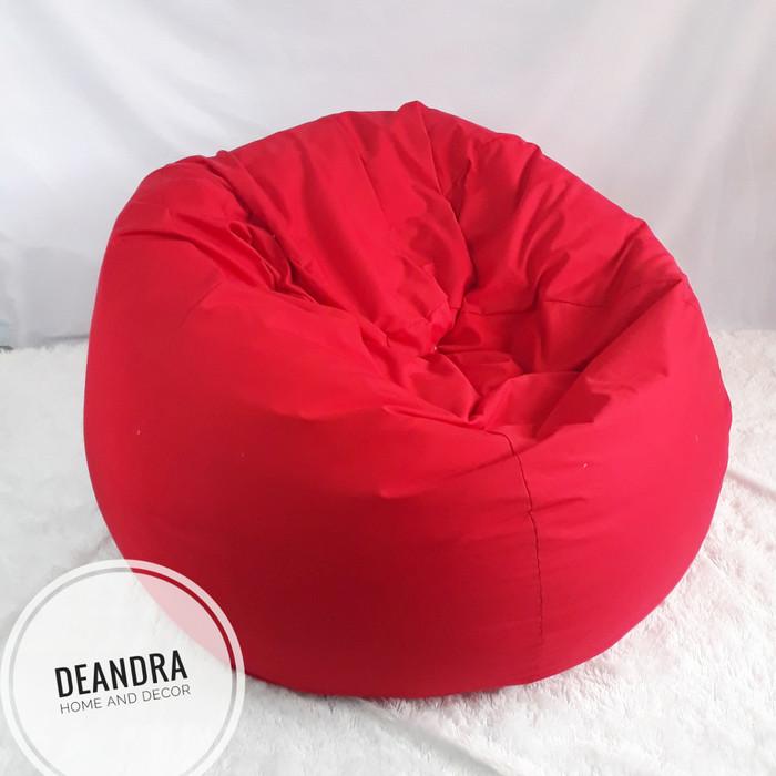 Outstanding Jual Sarung Bean Bag Murah Bean Bag Kursi Malas Kab Bandung Deandra Home And Decor Tokopedia Machost Co Dining Chair Design Ideas Machostcouk