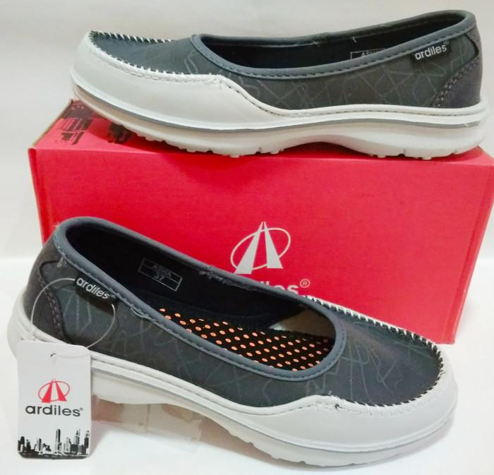 Jual Sepatu Wanita Ardiles ASHA NEO X-GEN grey Model sepatu crocs ... c25bd10b4d