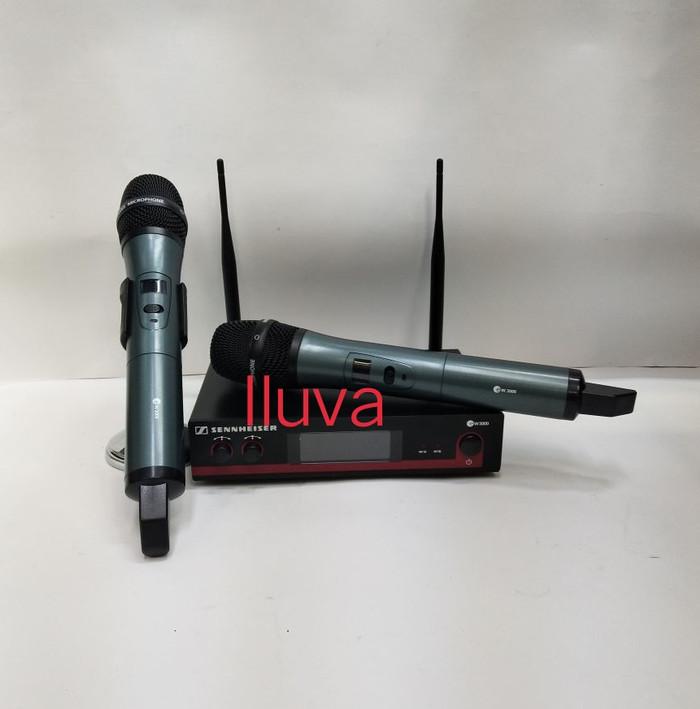 harga Mic wireless sennheiser ew3000 Tokopedia.com