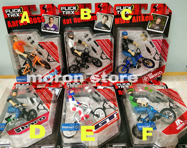 harga Spin master flick trix bmx freestyle termasuk figure Tokopedia.com