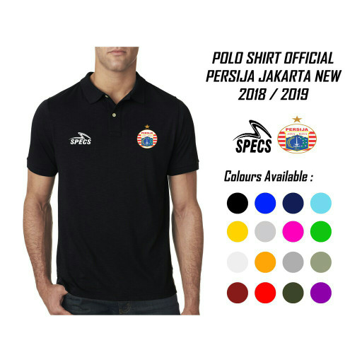 Polo shirt persija jakarta the jak