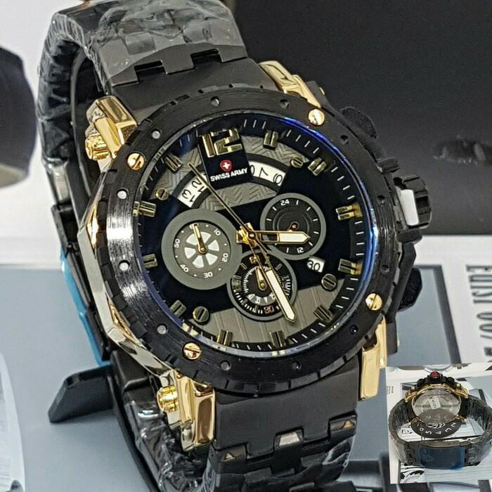 Foto Produk Jam tangan pria Swiss army chrono aktif dari Reynand_store
