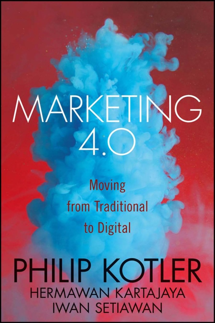 harga Marketing 4.0: moving from traditional to digital by philip kotler Tokopedia.com