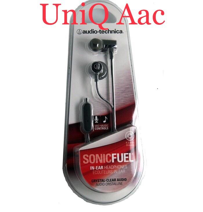 Handsfree headset audio technica original - sonicfuel