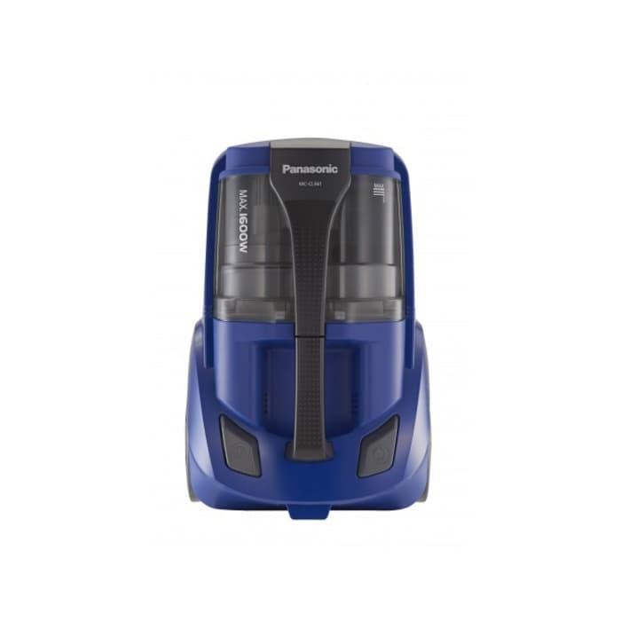 harga Panasonic - bagless canister vacuum cleaner mccl561 Tokopedia.com