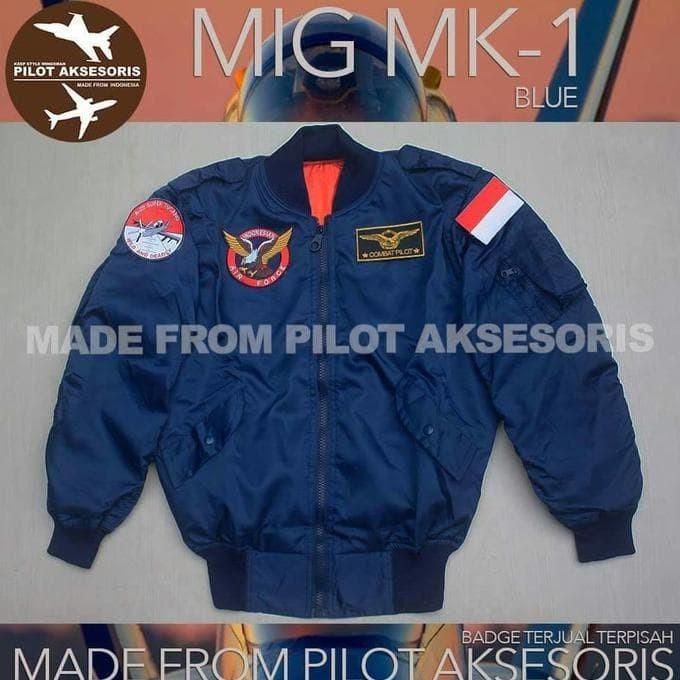 Jual Dijual Jaket Pria Super Tucano Indonesia Air Force Waterproof ... ac65a4fa28