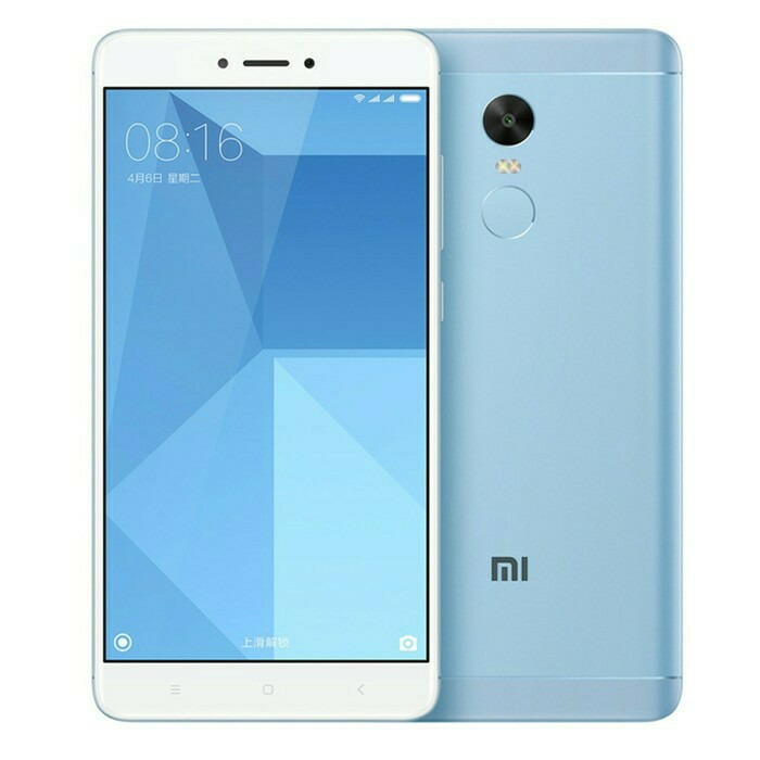 harga Xiaomi redmi note 4x / 4 snapdragon 3 / 32 ice blue green Tokopedia.com