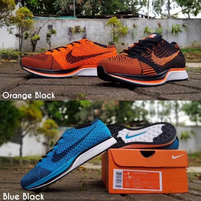 Jual Sepatu Nike Flyknit Racer Original BNIB Sneakers Size 40 44 ... 9323e11fdd