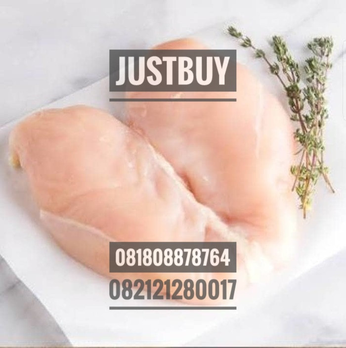 Foto Produk daging fillet dada ayam / boneless dada ayam (frozen) dari Justbuy