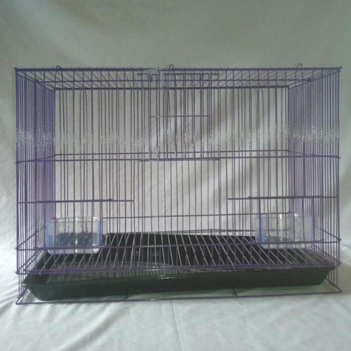 Jual Kandang Kucing Kitten Burung Smart 1 Biru - Store Adara  a8223db2ec