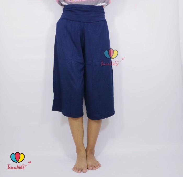Foto Produk Kulot Polos Spandek fit to L/ Kulot Panjang 7per8 Cullotes Pants dari Kios Balita Fawa