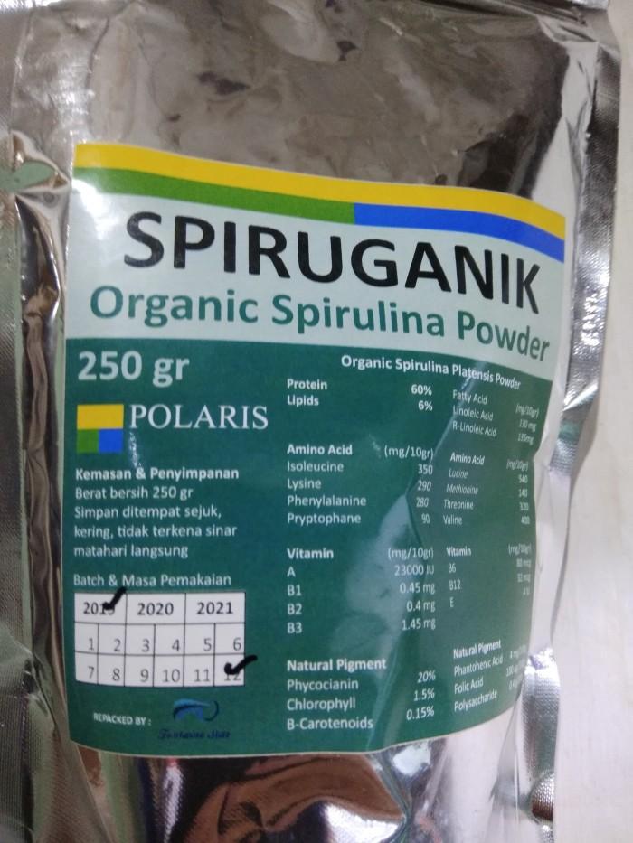 harga Spirulina powder (bubuk) 250gram Tokopedia.com