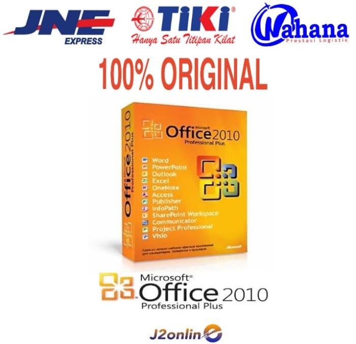 harga Office 2010 pro plus original Tokopedia.com
