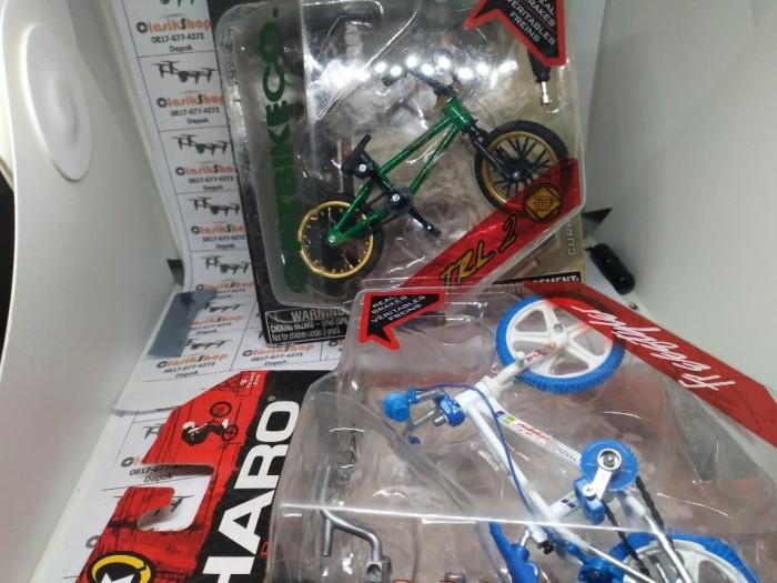 harga Mini finger bmx bicycle flick trix finger alloy sepedah miniatur metal Tokopedia.com