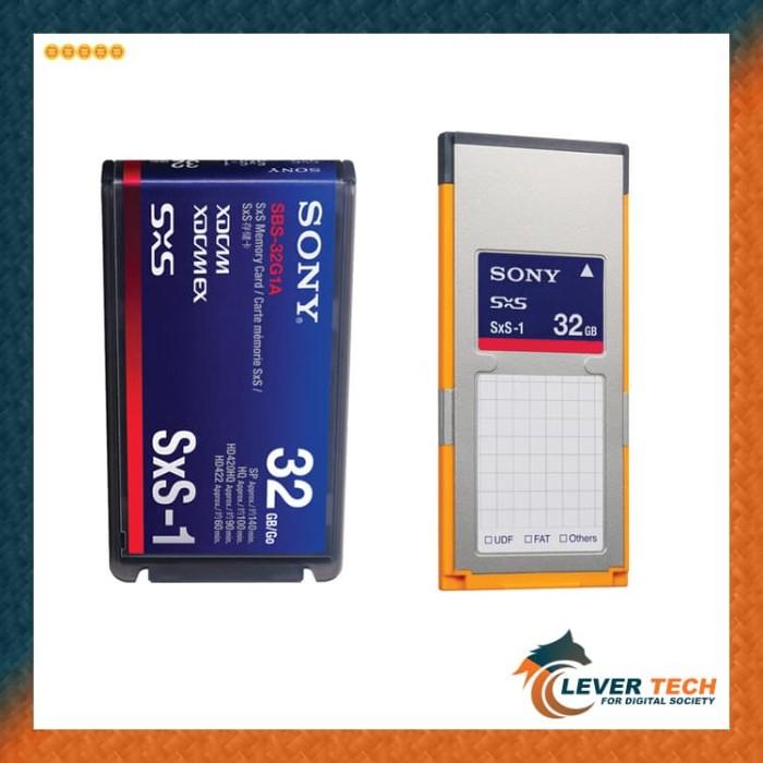 harga Sbs32g1a sony 32gb sxs-1 memory card speed 1.2gbps Tokopedia.com