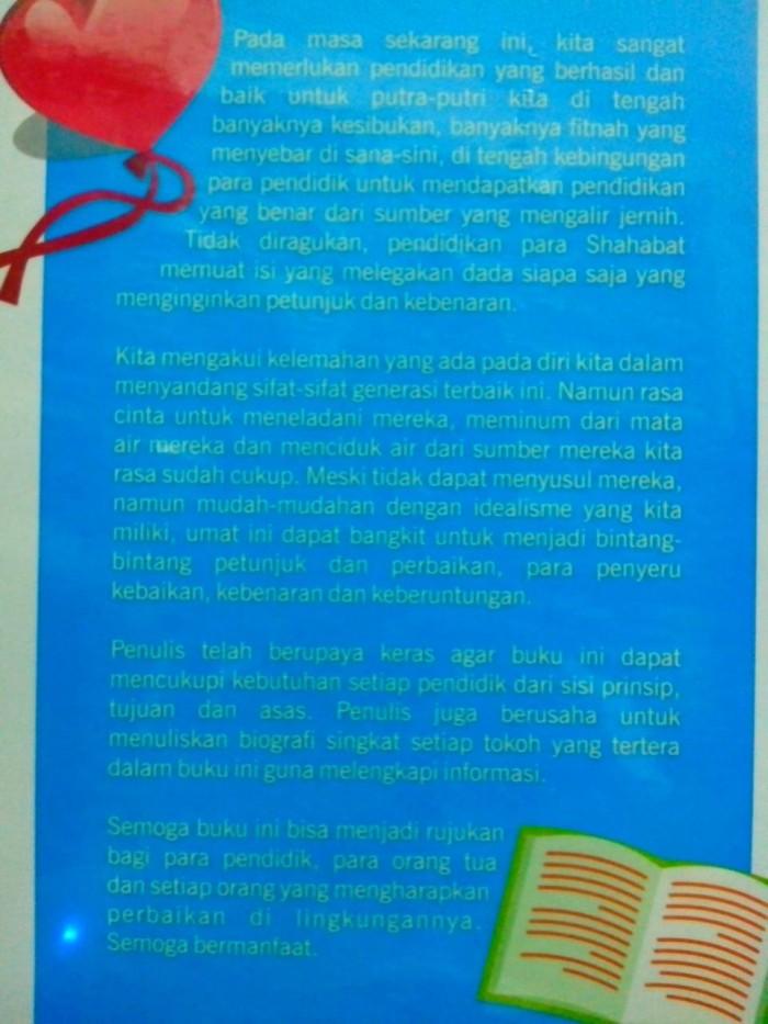 Buku Umum Agama Religi Mendidik Generasi Ala Sahabat Nabi, Griya Ilmu