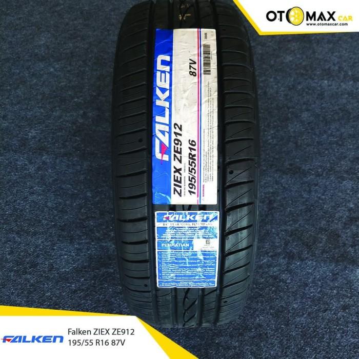 Jual Ban Mobil Falken Ziex Ze912 195 55 R16 87v Kab Tangerang Otomax Car Tokopedia