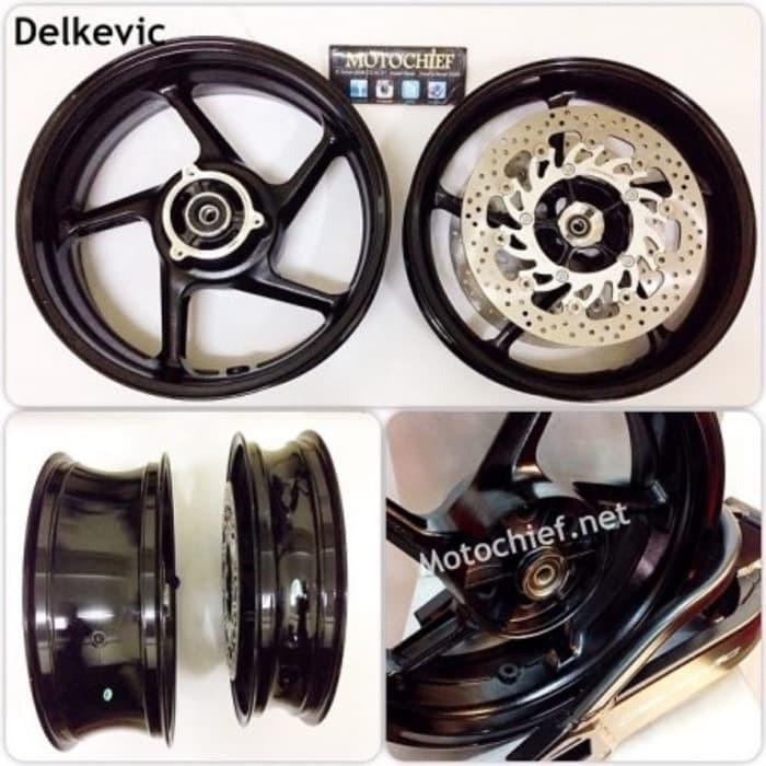 Velg Delkevic N250 Double Disc